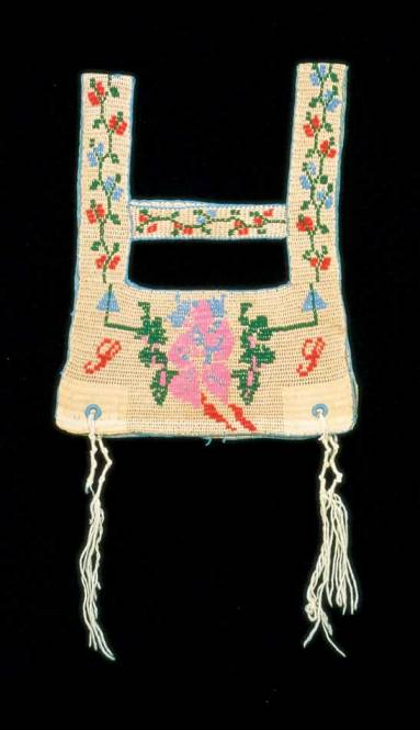 TPH Embroidered tzitzit from www.nmajh.org, religion collection