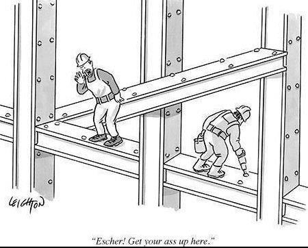 tph Escher-architecture-joke