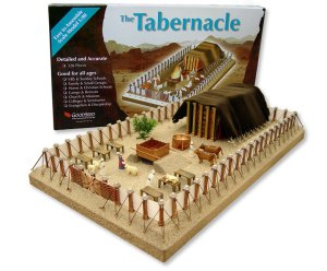 tph tabernacle model kit