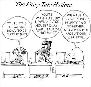 tph fairy tale hotline