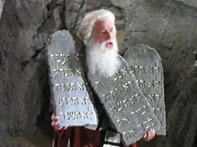 tph Mel Brooks Fifteen Commandments