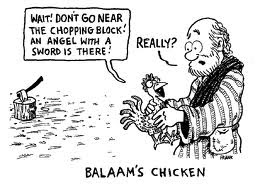 tph Balaam's chicken