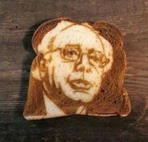 tph berned toast