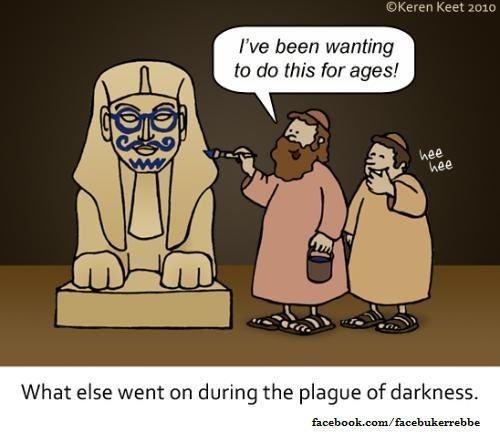 tph darkness statue