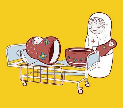 tph matryoshka obstetrics