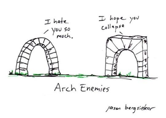 tph arch enemies