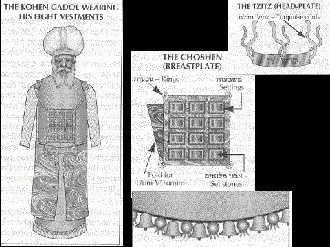 tph High Priest Vestments