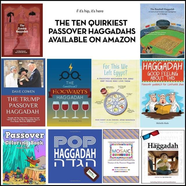 tph 10-quirky-passover-haggadot-IIHIH