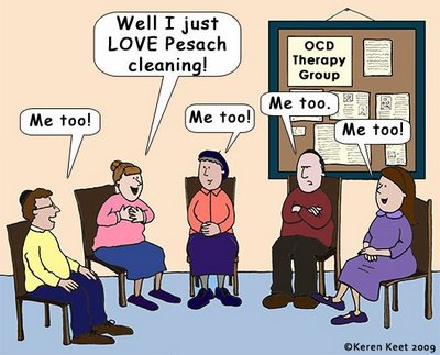 tph passover cleaning ocd