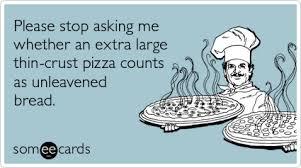 tph matzah pizza