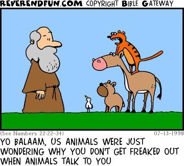 tph talking animals