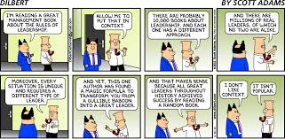 tph dilbert leadership books