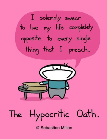 tph hypocritic oath