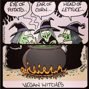 tph vegan witches