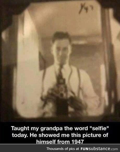 tph selfie