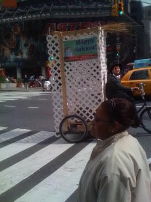tph sukkah pedicab