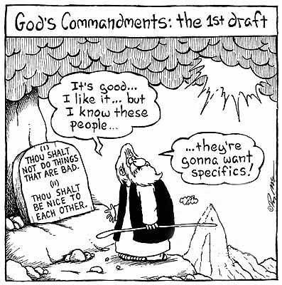 tph 10 commandments first draft