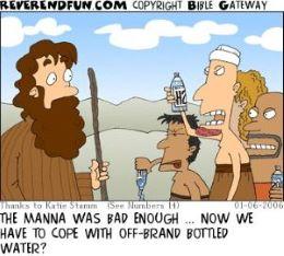 tph complain manna water