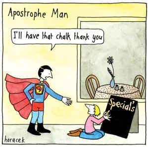 tph apostrophe man